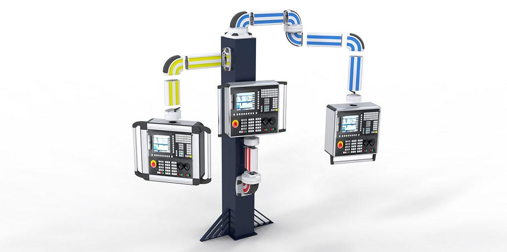 Sistemi Pensili di sospensione per quadri elettrici trento